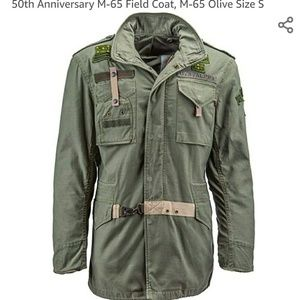 Alpha Industries Jacket 50 Anniversary M-65